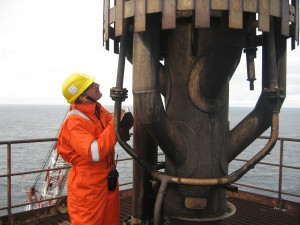 Argo Flares Offshore Flare Inspection