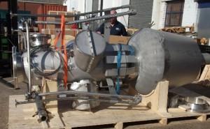Flame Front Generator Pilots mounted on an Argo Coanda Flare