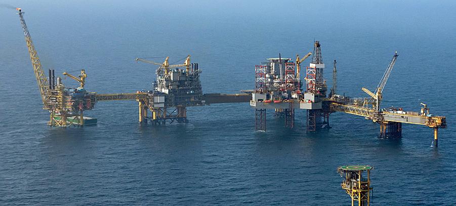 Offshore Production Complex