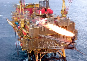 typical Offshore Flare