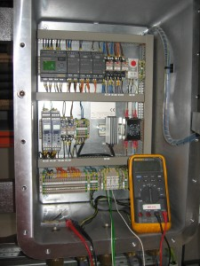 Flare Ignition & Monitoring Panel